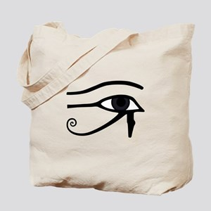 Right Eye Of Horus (Ra) Tote Bag