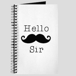 Hello Sir Journal