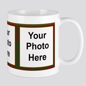 Cameron Tartan 3 Photo Mugs