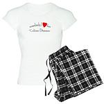 Somebody I Heart Has Celiac Women's Light Pajamas