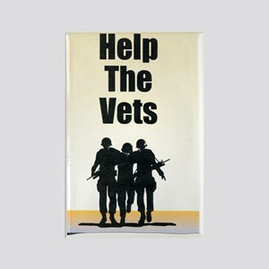 Help The Vets Magnets