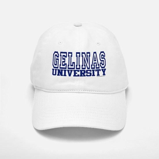 GELINAS University Baseball Baseball Cap