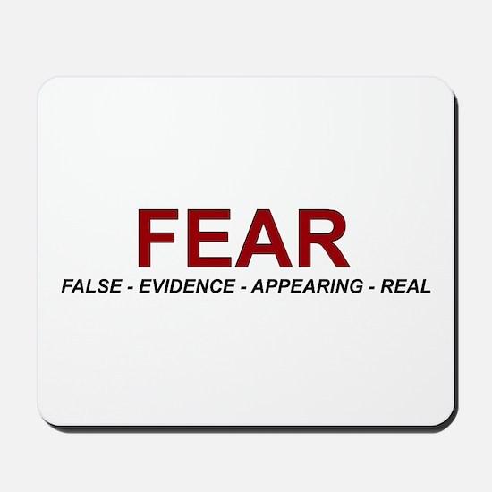 Fear Mousepad