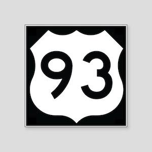 93-3 Sticker
