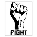Fight The Power Small Poster