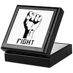 Fight The Power Keepsake Box