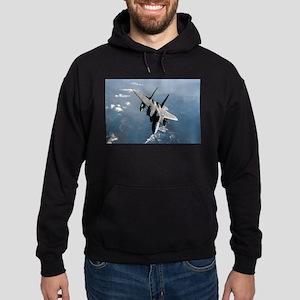 Fighter Jet Hoodie (dark)