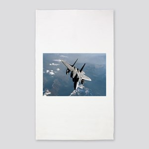 Fighter Jet Area Rug