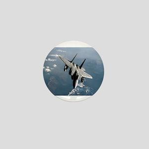 Fighter Jet Mini Button