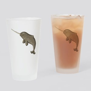 Narwhal Drinking Glass
