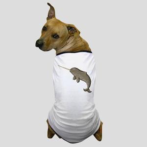 Narwhal Dog T-Shirt