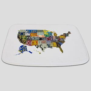 america license Bathmat