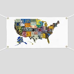 america license Banner
