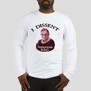 Notorious RBG -p Long Sleeve T-Shirt