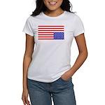 Upsidedown Flag #1 Women's T-Shirt