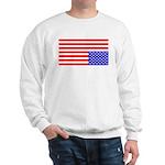Upsidedown Flag #1 Sweatshirt