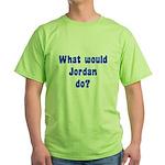 what would jordan do T-Shirt