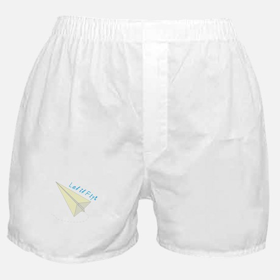 Let It Fly! Boxer Shorts