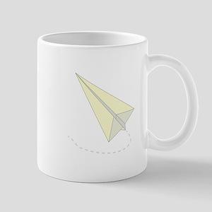 Paper Plane Mugs