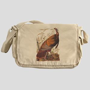 Audubon Wild Turkey Messenger Bag