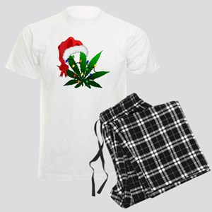 Weed Holiday Tree Pajamas