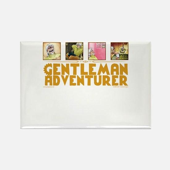 Gentleman Adventurer Magnets