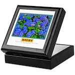 EDF Hydrangea Keepsake Box