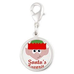 Santas Favorite Little Elf Charms
