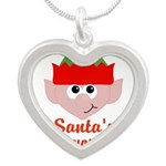 Santas Favorite Little Elf Necklaces