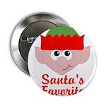 Santas Favorite Little Elf 2.25