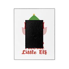 Santas Favorite Little Elf Picture Frame
