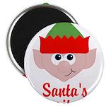 Santas Favorite Elf Magnets