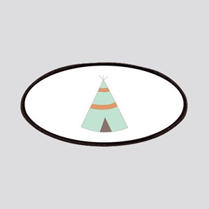 Indian Teepee Patches