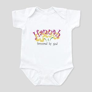 Hannah Infant Bodysuit
