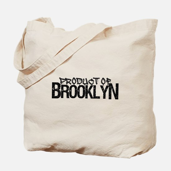 Product of Brooklyn Tote Bag