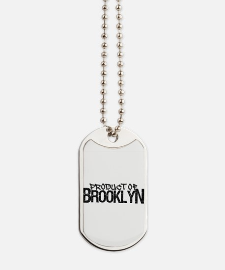 Product of Brooklyn Dog Tags