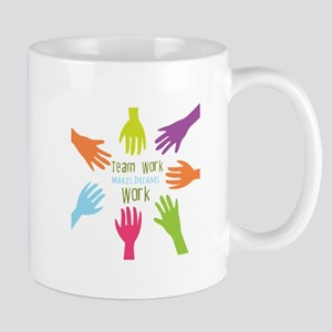 Team Work Mugs