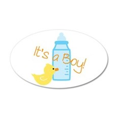 Its a Boy Wall Decal