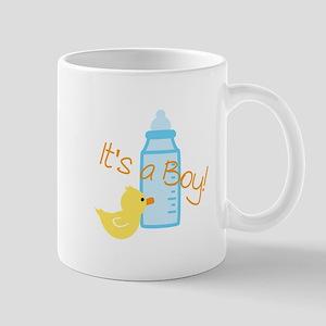 Its a Boy Mugs
