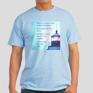 Blue Lighthouse T-Shirt