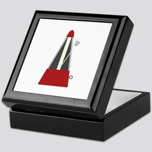 Musical Metronome Keepsake Box