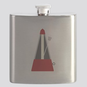 Musical Metronome Flask