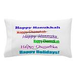 happyhanukkah.png Pillow Case
