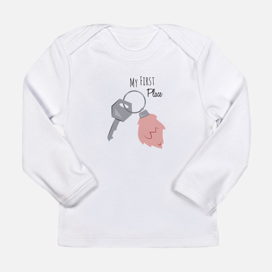 My First Place Long Sleeve T-Shirt