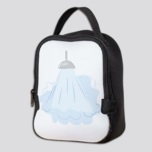 Steamy Shower Neoprene Lunch Bag