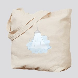 Steamy Shower Tote Bag