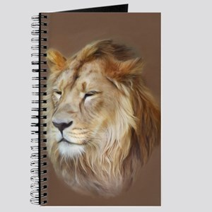 Painting Lion Journal