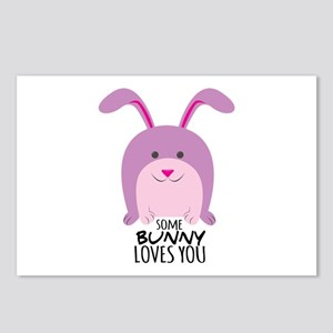 Bunny Loves You Postcards (Package of 8)