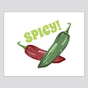 Spicy! Peppers Posters