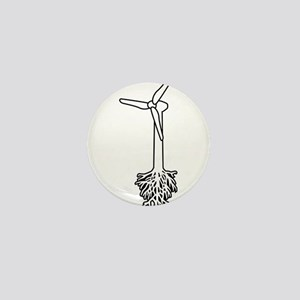 Thing Green Mini Button (10 pack)